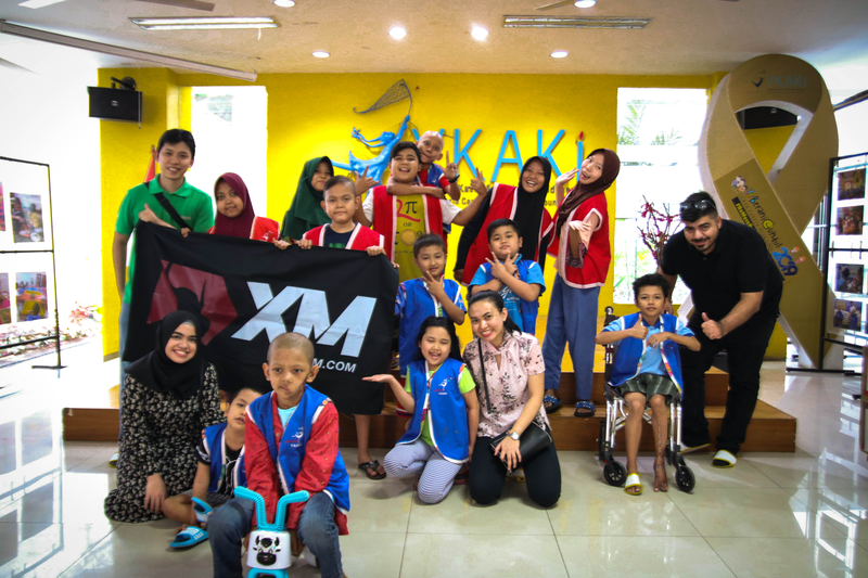 XM Charity Event